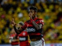 Bruno Henrique brilha outra vez, e Flamengo decide Libertadores com o Palmeiras