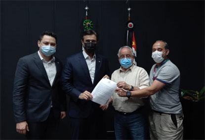 Estado formaliza repasse para conclusão de hospital de Ribeirão Pires