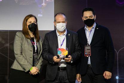 São Caetano do Sul conquistou o título de cidade mais segura do Brasil; premiação ocorreu nesta quarta-feira. Foto: Letícia Teixeira / PMSCS