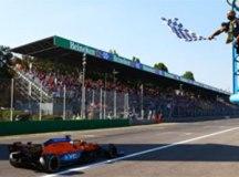 Ricciardo ganha GP da Itália, após batida impressionante de Verstappen e Hamilton