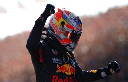Verstappen ganha corrida caseira sem graça na Holanda e assume liderança da F1