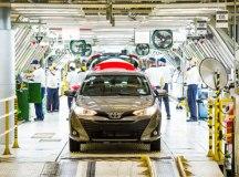 Toyota antecipa 3º turno em Sorocaba e vai gerar 100 empregos
