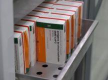 Lote inicial de 6,9 milhões de doses vai ser entregue nesta quarta ao Ministério da Saúde. Foto: Alex Cavanha/PSA