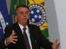 Bolsonaro atribuiu à proximidade do carro de som a radicalização dos atos em SP. Foto; Fábio Rodrigues Pozzebom/Agência Brasil