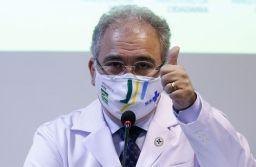 Queiroga anuncia no Twitter dose de reforço para profissionais da saúde. Foto: Fernando Frazão/Agência Brasilç