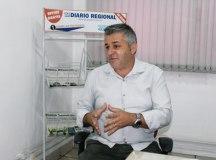 Líder de governo, petista destaca que apoio do prefeito José de Filippi dá peso à sua candidatura a deputado federal em 2022. Foto: Cleide Carvalho especial para o DR
