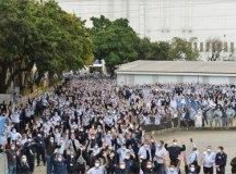 Trabalhadores rejeitam proposta parcial apresentada pela GM, e greve continua