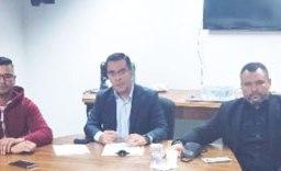 No início do mês ocorreu a primeira reunião da CEI, quando foi decidida a presidência e relatoria da comissão. Foto: Divulgação
