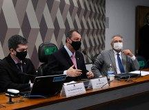 CPI tem dia dedicado a ouvir parentes de vítimas da covid-19. Foto: Edilson Rodrigues/Agência Senado