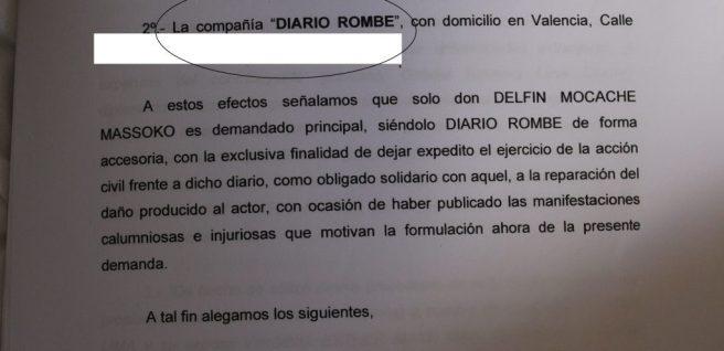 ¿Diario Rombe es una COMPAÑÍA?