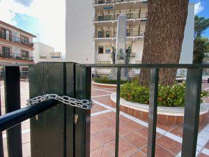 En esta residencia rondeña se activó el Plan de Contingencia y Actuación anti Covid.