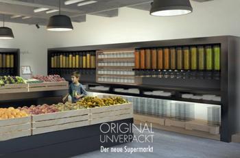 Abre Supermercado en Alemania que promueve dejar de usar envases