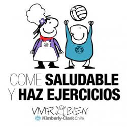 "Kimberly-Clark lanza en Chile ""Vivir Bien"""