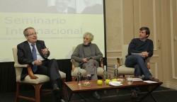 Gurú del management, Javier Fernández Aguado, y Humberto Maturana reflexionaron sobre seguridad laboral bajo una mirada sistémica