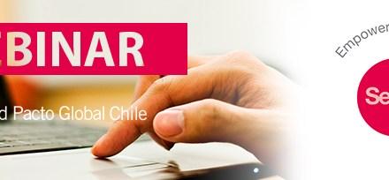 Webinar Pacto Global Chile: Integrando la sustentabilidad en las cadenas de abastecimiento globales