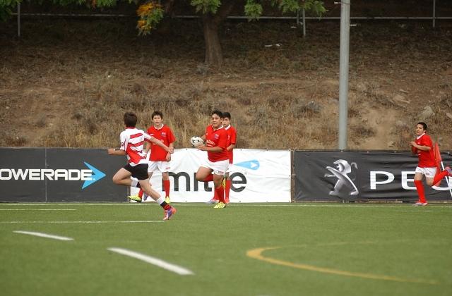 Mall Plaza realiza exitosa clausura de sus Escuelas de Rugby 2014