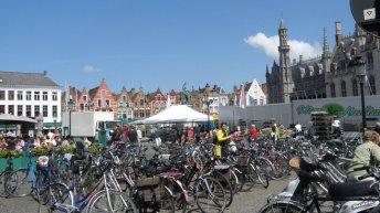 Holanda es pionera en pista solar para uso de bicicletas