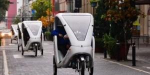 Ecobike, transporte gratuito por el centro de Concepción.