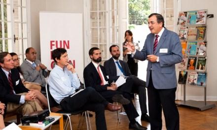 GrupoEducar y Fundación LarrainVial capacitan en materias de liderazgo y gestión escolar a 30 directivos de colegios vulnerables de Chile