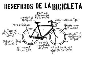 5 razones por las que vale la pena invertir en las bicicletas. Vía @BID_Ciudades