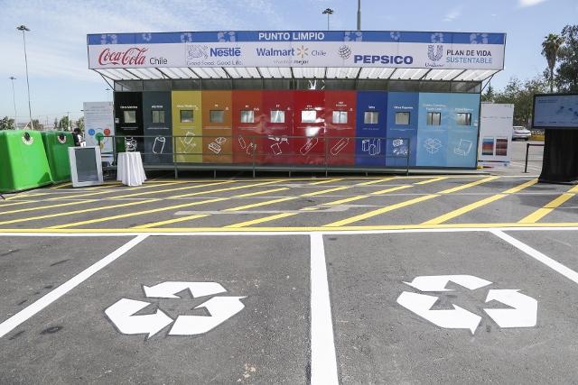 Más de 250 toneladas de residuos ya ha logrado reciclar la primera red colectiva de puntos limpios