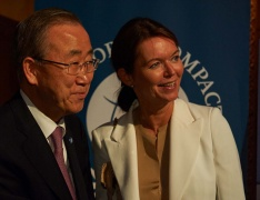 Lise Kingo sustituirá a Georg Kell en la Dirección de Global Compact