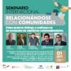 Sofofa organizará Seminario Internacional Relacionándose con Comunidades