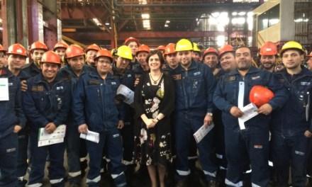 Grupo CAP y Cintac presentan Política de Diversidad y Calidad de Vida Laboral