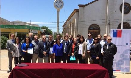 CAP Minería se compromete con el Acuerdo de Producción Limpia de la Provincia del Huasco