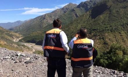 Tinguiririca Energía y Onemi coordinan acciones para enfrentar emergencias