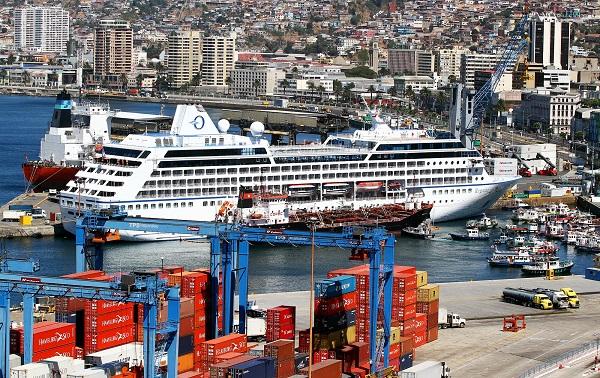 Temporada de Cruceros culmina con 118 mil visitantes y es la tercera más exitosa para Valparaíso