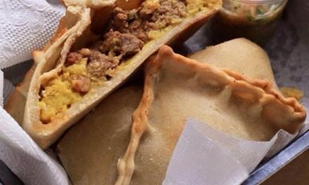 La innovadora empanada de pastel de choclo realizada por beneficiarios de Paternitas