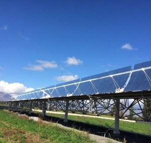 Foto Parábolas Solares