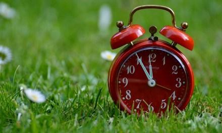 Recomendaciones para enfrentar cambio de hora