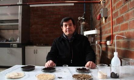 Investigadores desarrollan combustible en base a residuos para una calefacción menos contaminante