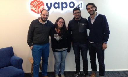 "Yapo.cl recibe a estudiantes de emprendimiento social tecnológico ""Laboratoria"""