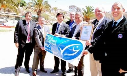 Certificación de sustentabilidad MSC para pesquerías de crustáceos consagra hito histórico para la pesca nacional