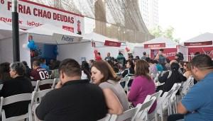Feria Chao Deudas permitió que 2 mil clientes morosos pagaran sus deudas y salieran de Dicom