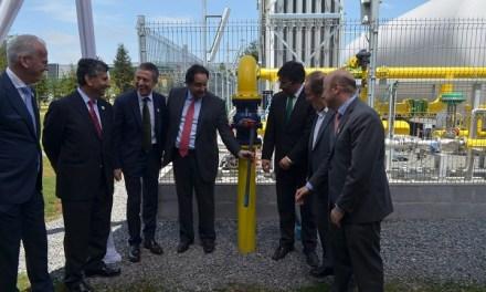 CCU y Metrogas inauguran proyecto pionero que aportará energia limpia a la Región de La Araucanía