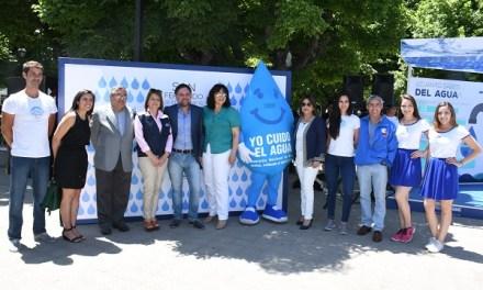 """Partió """"Plaza del Agua Nestlé"""" para sensibilizar sobre la importancia de cuidar el recurso hídrico"""