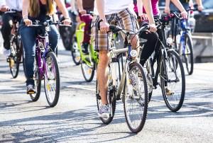 ACHS y Kappo promueven uso de bicicleta como medio de transporte que permite el distanciamiento físico en el contexto del retorno gradual al trabajo y estudios