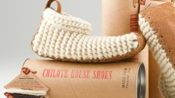 Chilote House Shoes: valorizando el tejido de la Patagonia chilena