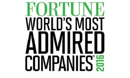 """Sodexo es reconocida como una de las """"Compañías más Admiradas del Mundo"""" por la Revista Fortune"""