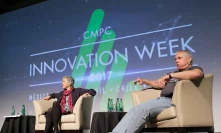 Creadores de Waze y Zipcar exponen sobre la innovación de los negocios en CMPC Innovation Week
