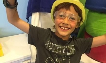 Engineering for Kids: innovadores programas sobre ciencia, tecnología e ingeniería