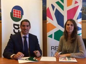 GTD y Red Pyme Mujer firman alianza para fortalecer negocios liderados por mujeres