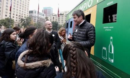 Ministerio del Medio Ambiente celebra el Día Mundial del Reciclaje con lanzamiento de Casa Itinerante del Reciclaje