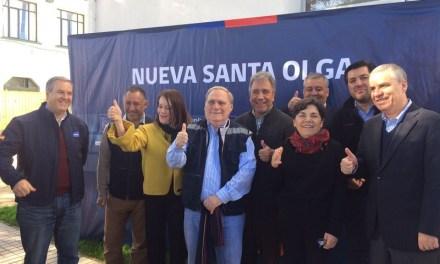 Ministerio de Vivienda y CMPC firman convenio para reconstrucción de Santa Olga