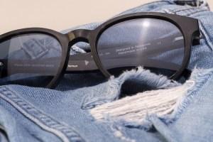 Karün lanza colección de anteojos hechos de jeans reciclados en plataforma Kickstarter