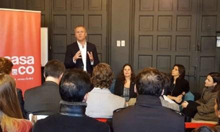 Diputados Felipe Kast y Maya Fernández presentan proyecto de ley para la formación de Empresas de Beneficio e Interés Colectivo